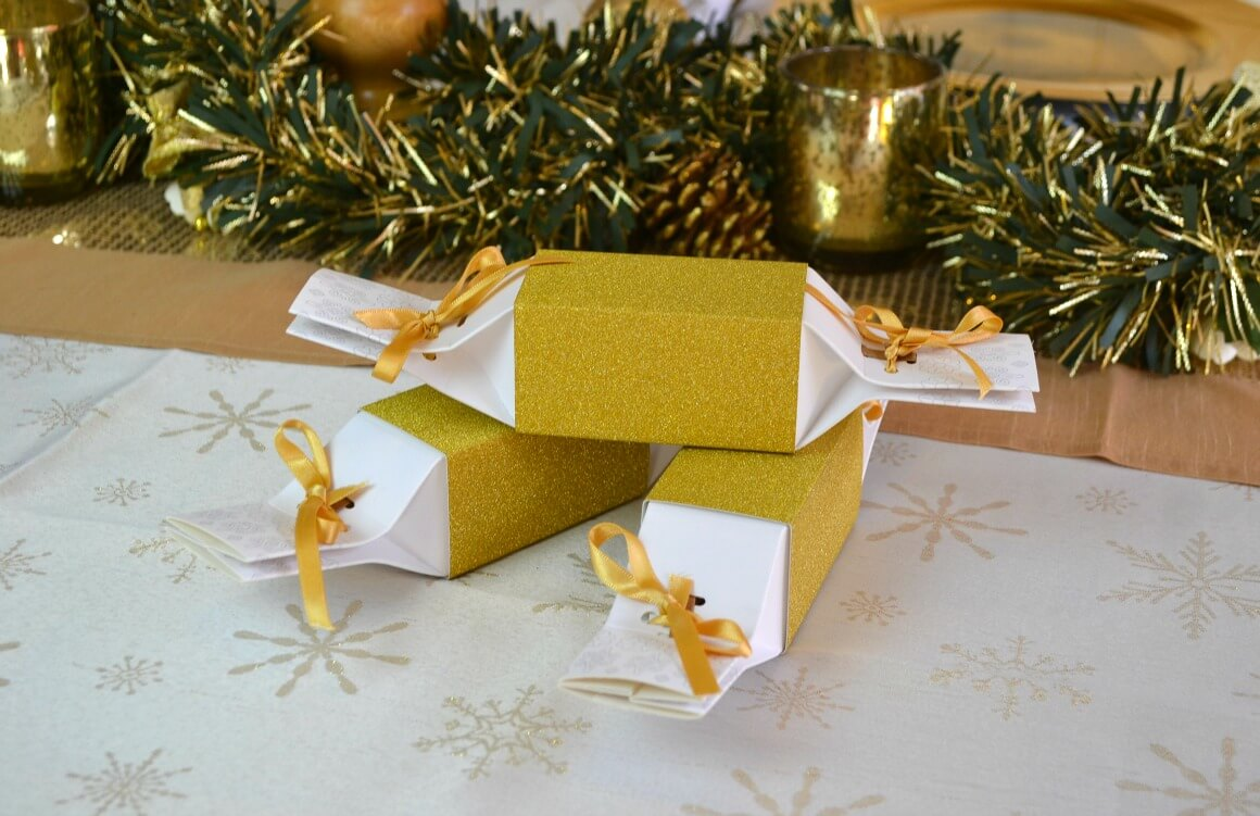 Reusable Christmas Crackers Zero Waste Lifestyle Gypsy
