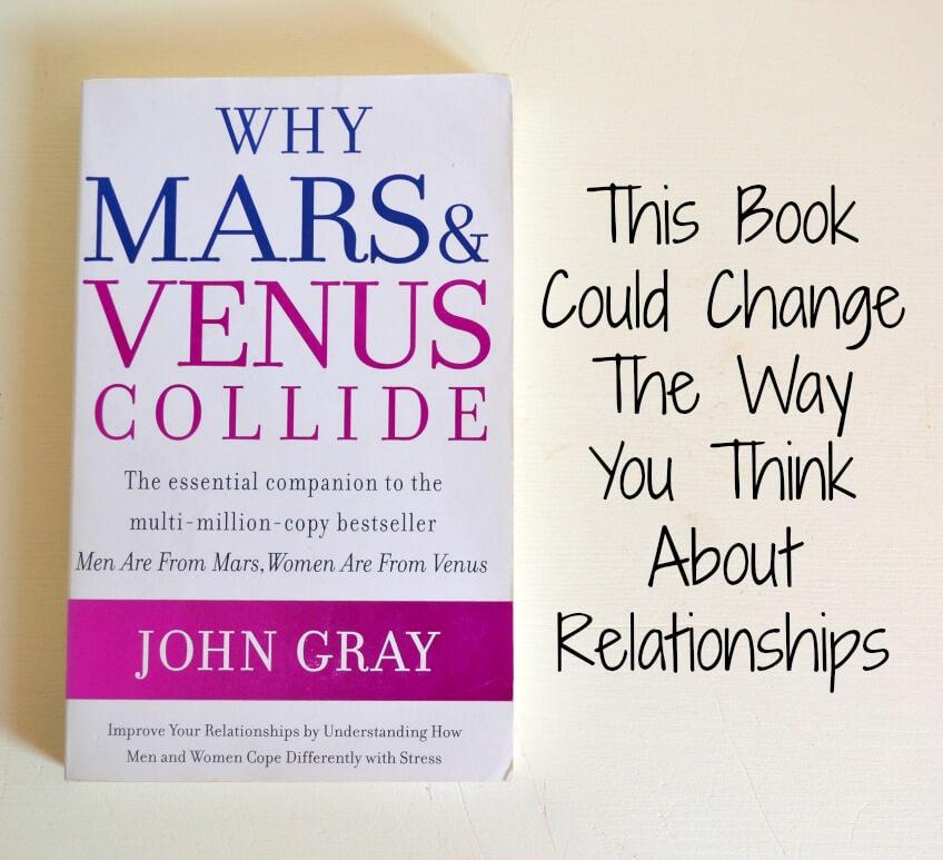Mars and Venus collide