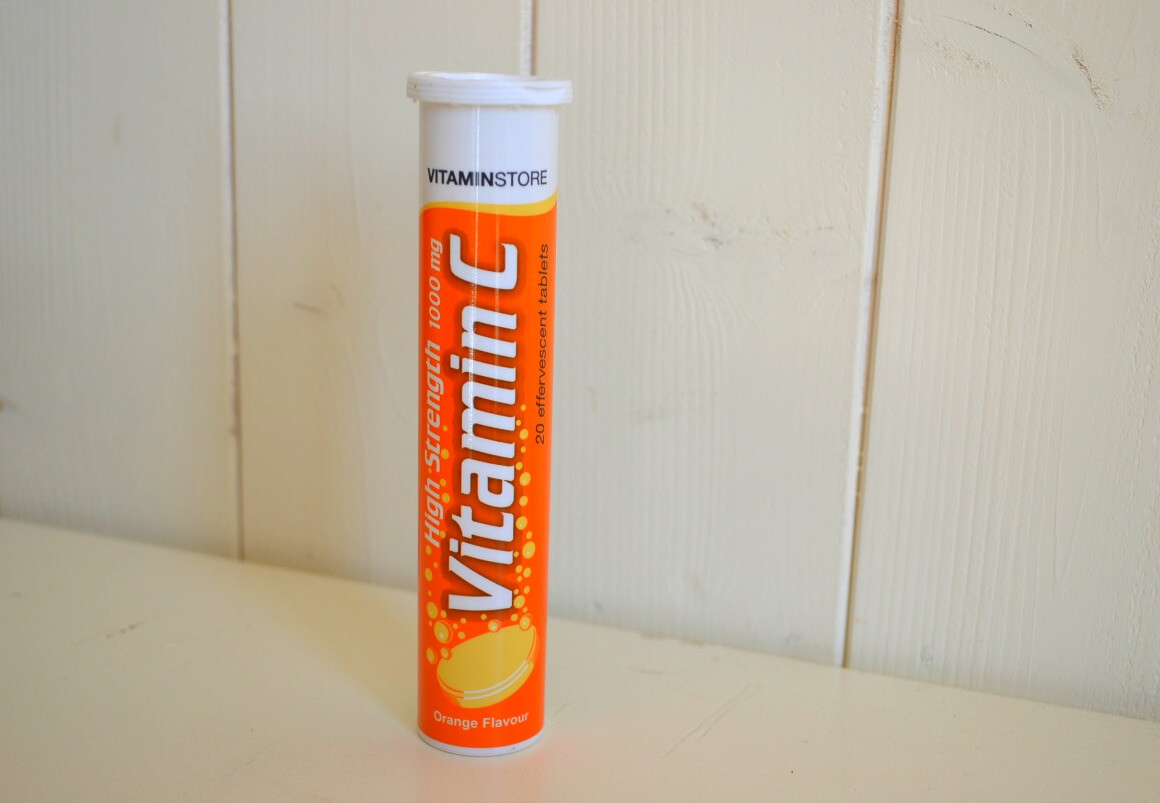 Vitamin C hangover cures