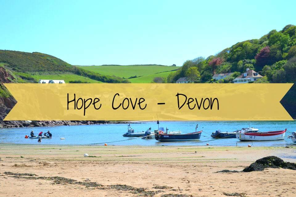 Hope Cove Devon