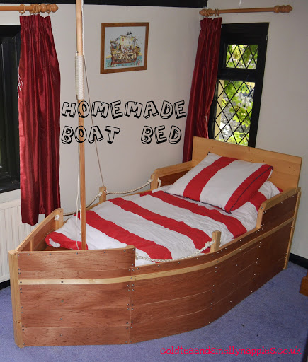 boat bed