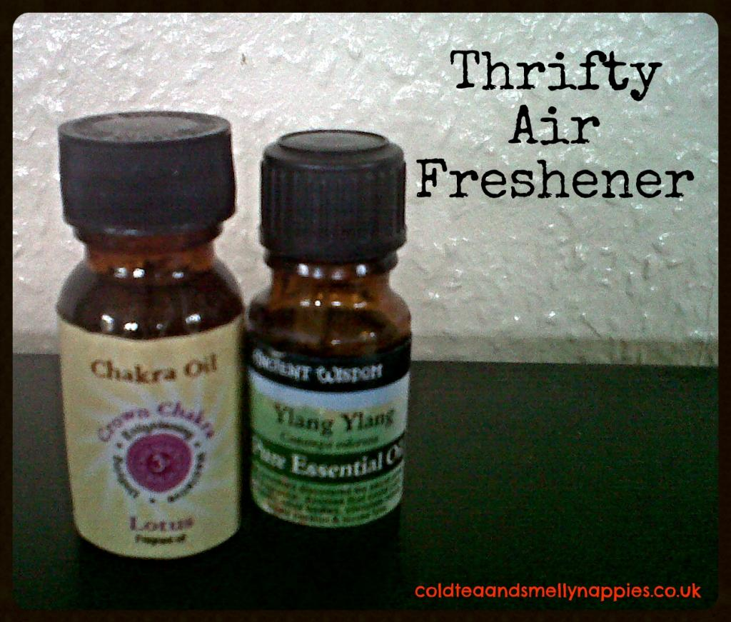thrifty air freshener