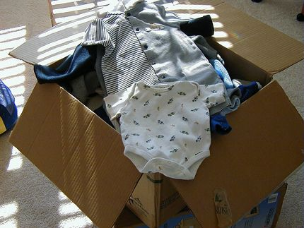 upcycling baby clothes