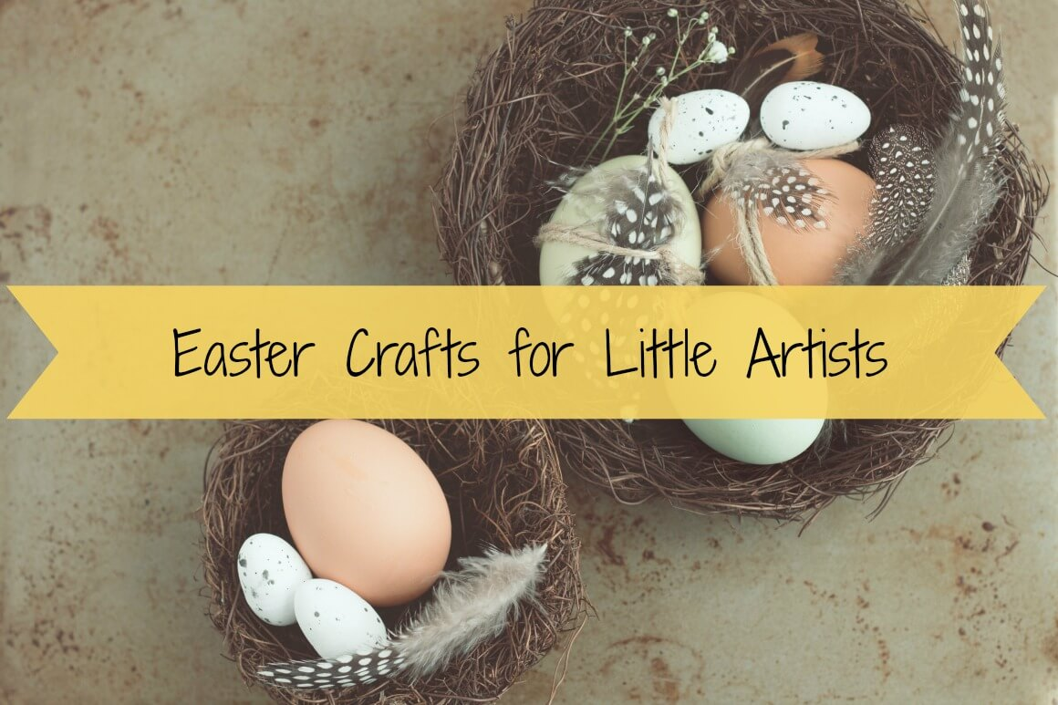 Easter Crafts for Little Artists