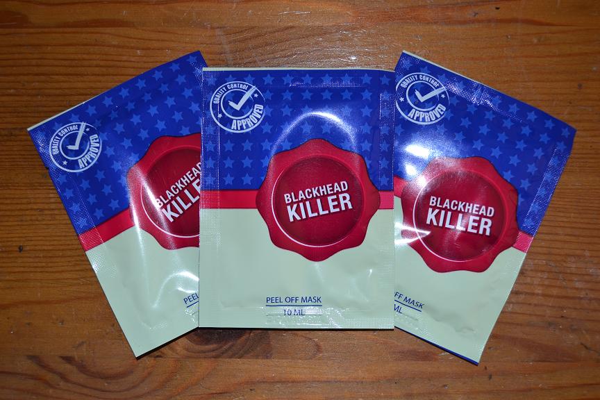 Blackhead killers