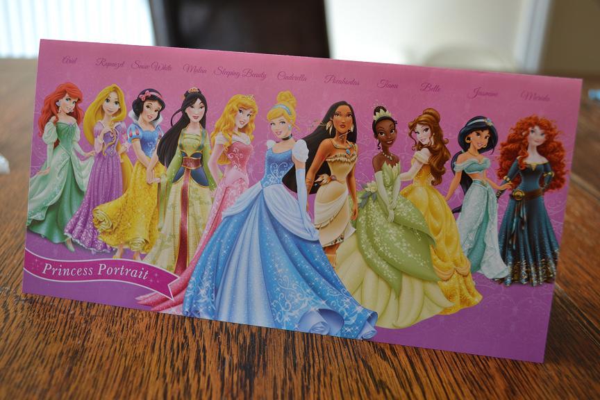Dazzling Princess Disney game