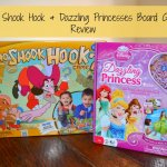 Who Shook Hook & Dazzling Princesses Board Games Review