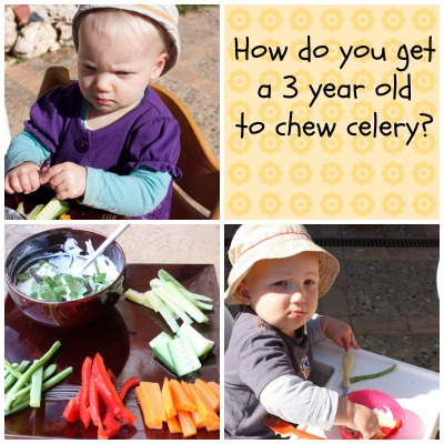 children eat healthily