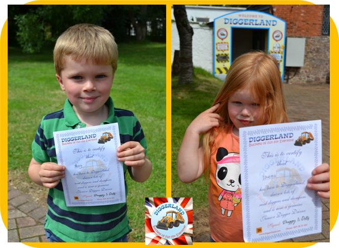 digerland certificates
