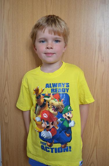 Super Mario Bros Tshirt
