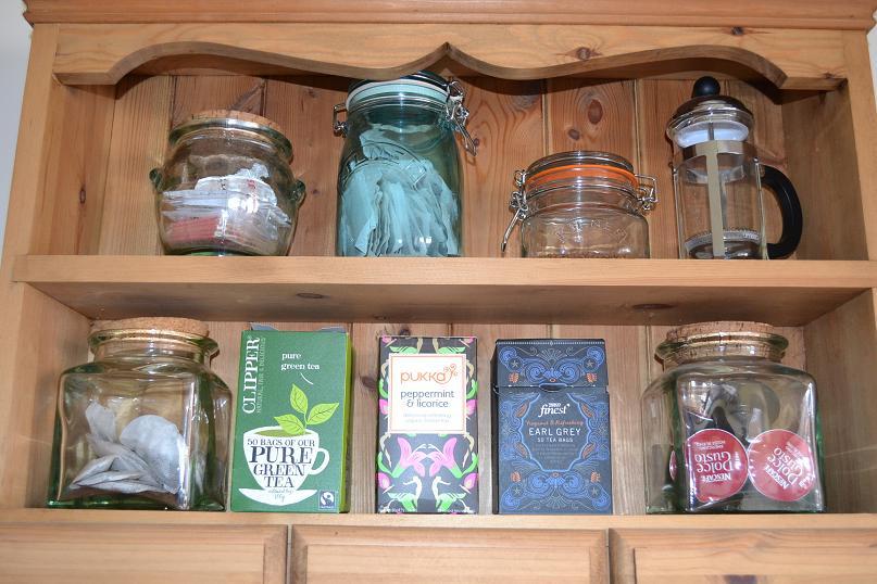 peppermint & Licorice tea