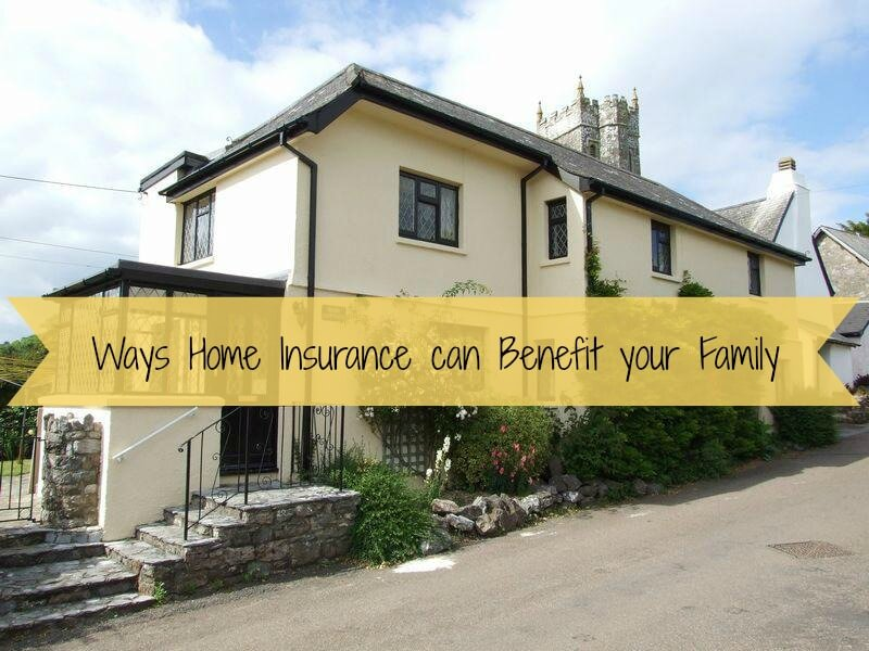 Ways Home Insurance can Benefit your Family