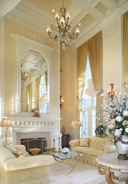 Gold Coral Cream Living Room Home Decor Ideas Gypsy Soul