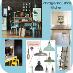 Vintage & Industrial Kitchen Ideas
