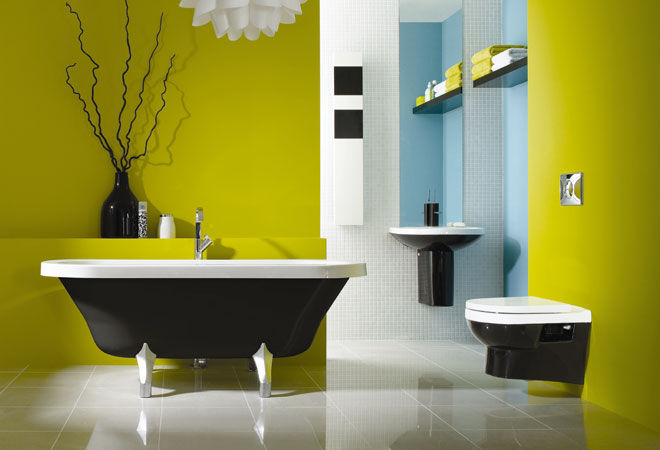 How to decorate your bathroom with wall panels