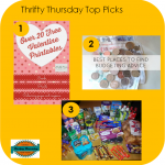 Thrifty Thursday – Doesn't Time Fly