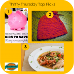 Thrifty Thursday – Juggling Motherhood & Work