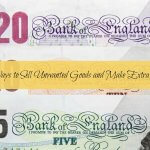 8 Ways to Sell Unwanted Goods and Make Extra Cash