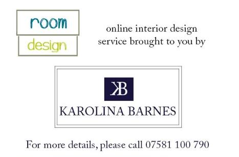 Room Design by Karolina Barnes