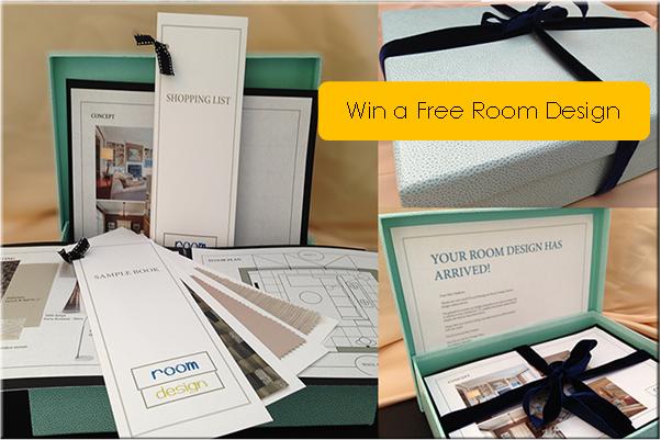 Win a Free Room Design