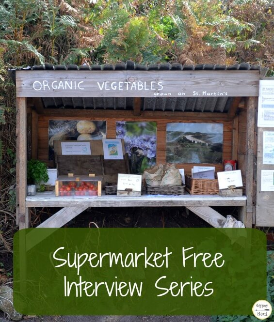 Supermarket free interview series
