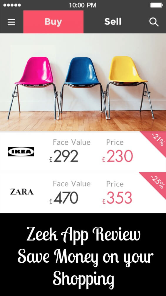 Zeek App Review – Save Money on your Shopping