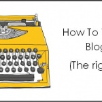 How To Work With Bloggers (The right way!)