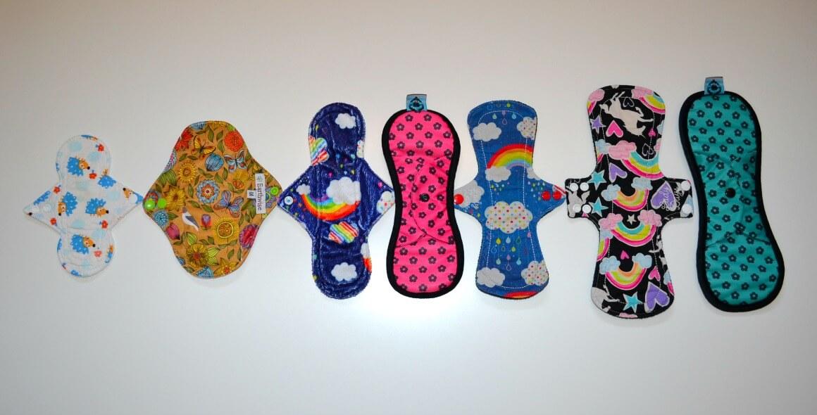 FAQ's cloth sanitary pads