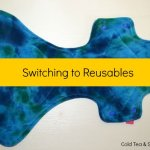 Switching to Reusable Sanitary Pads