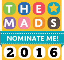 Mad Blog Awards 2016
