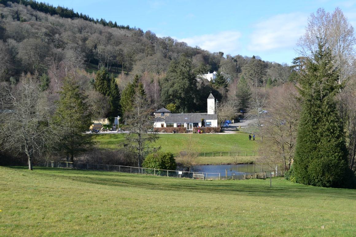 Canonteign-Falls-Dartmoor