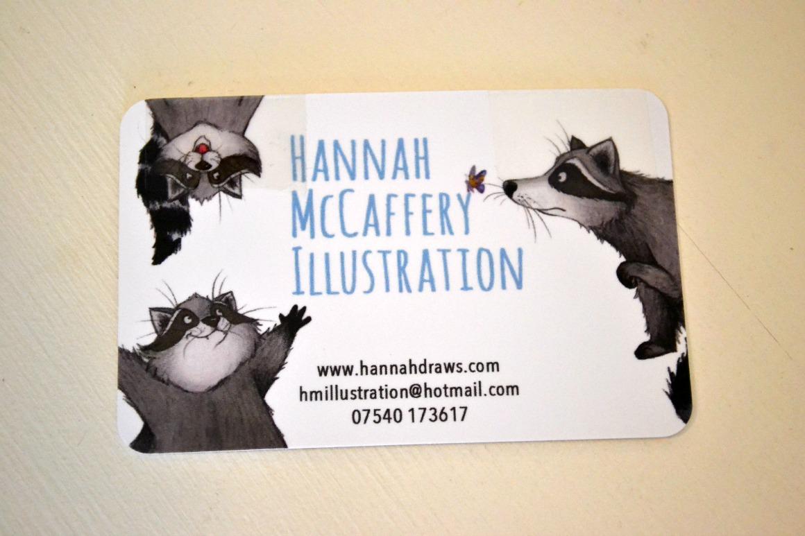 Hannah McCaffery Illustrations