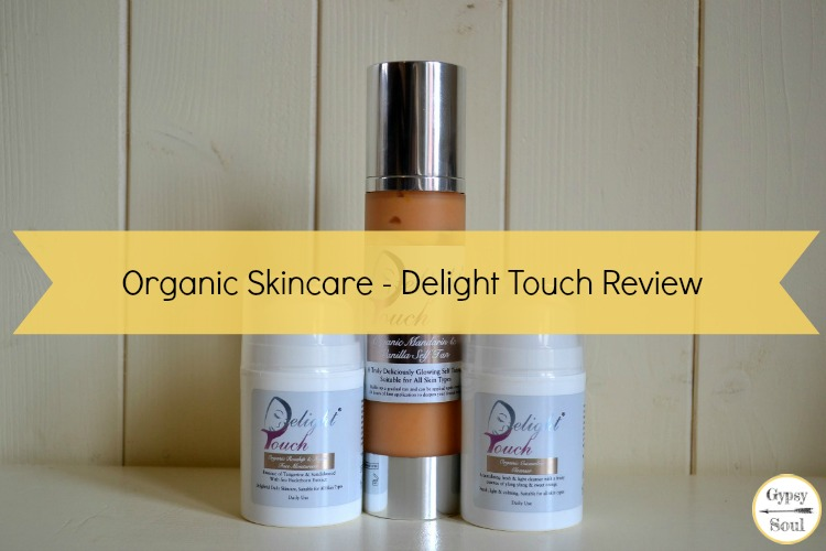 Organic Skincare Delight Touch Review
