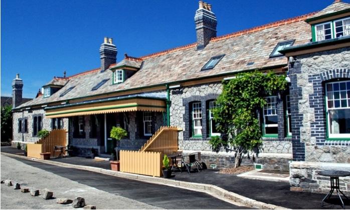 Cottage stay in West Devon
