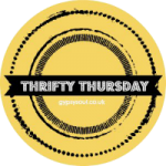 The Project Good Life and Thrifty Thursday