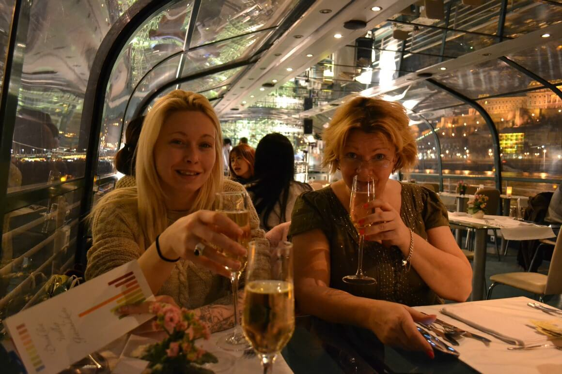 Candlelit Dinner Cruise in Budapest