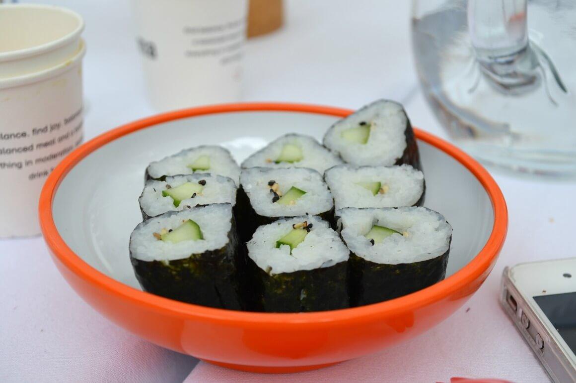 Yo! Sushi in Exeter