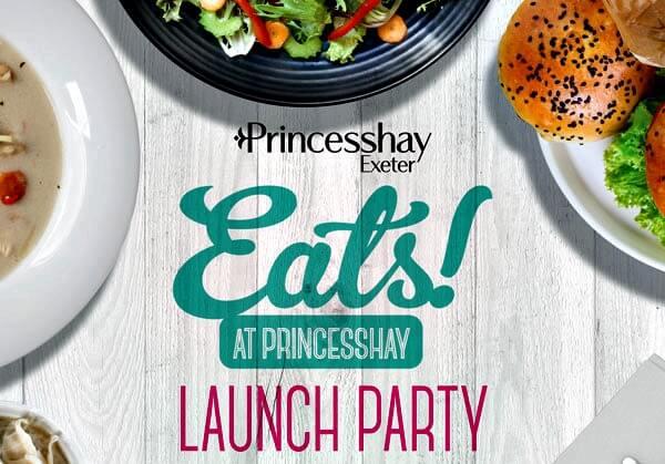 Eats! at Princesshay Exeter