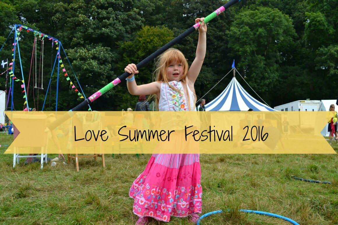 Love Summer Festival 2016 in Plymouth, Devon