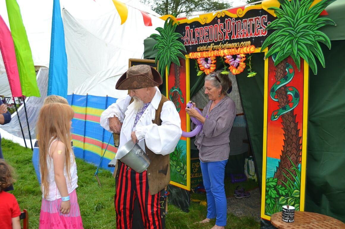 Alfrero's Pirates - Children's entertainer