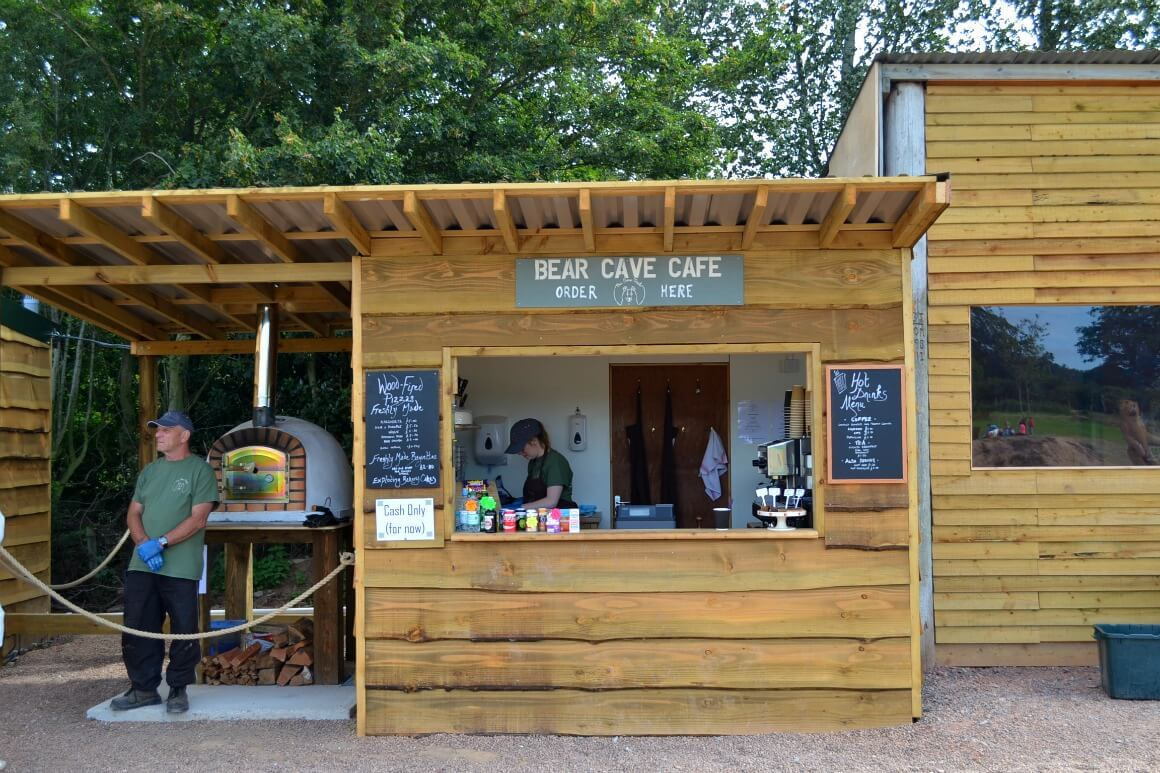 Bear Cave Cafe The Bear Trail Devon