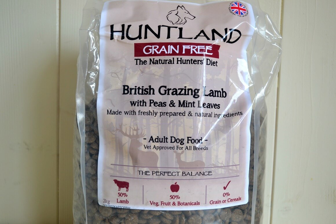 Huntland Natural Dog Food