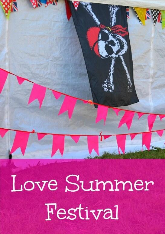 Love Summer Festival in Plymouth, Devon