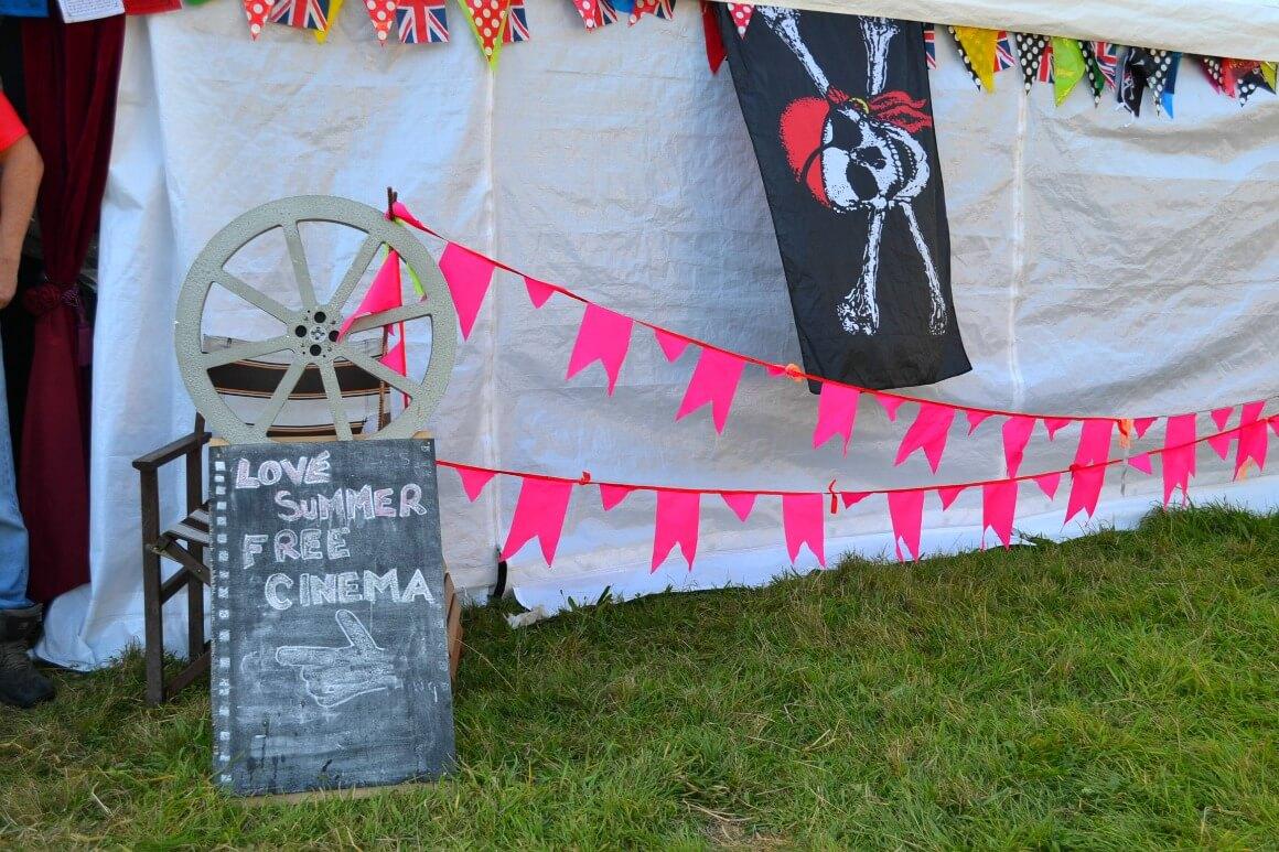Love Summer Festival free cinema
