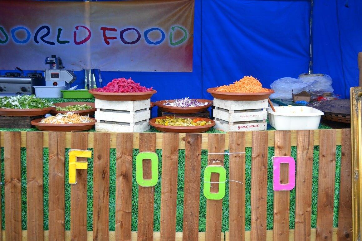 World Food at Love Summer Festival