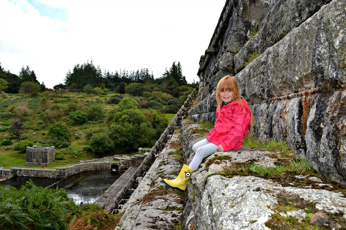 Fernworthy Reservoir Dam Dartmoor