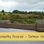 Fernworthy Reservoir on Dartmoor Devon