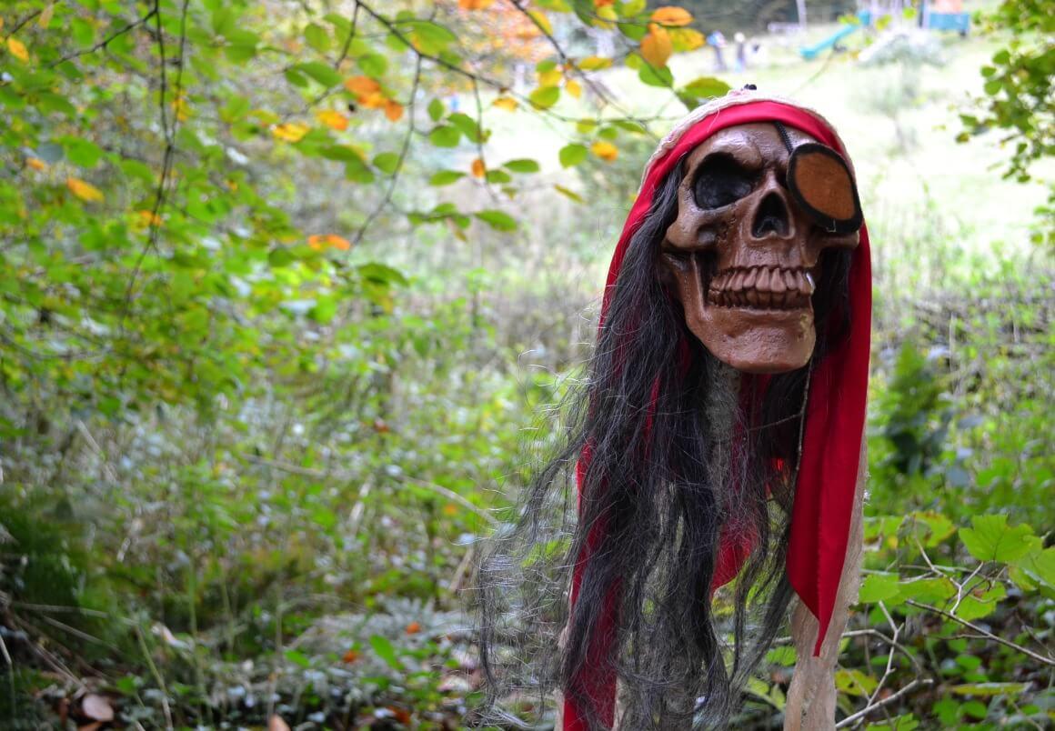 spooky trail devon