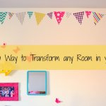 A Thrifty Way to Transform any Room in your Home – Wall Stickers