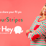 Matalan & Alder Hey Children's Hospital Charity #GetYourStripes